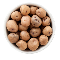 Whole Ground Potatoes