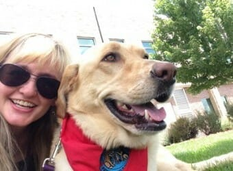 Volunteering With Your Dog – Worth a Little Extra Time!