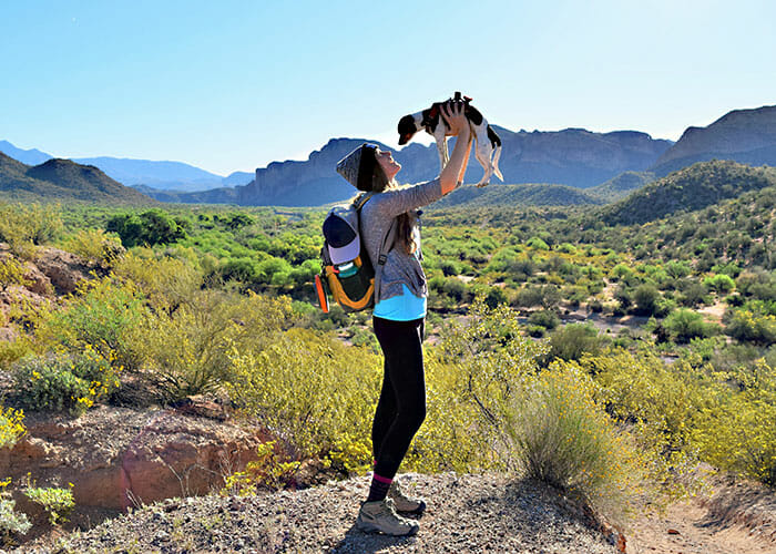 Hiking with Your Puppy: How Much is Too Much?