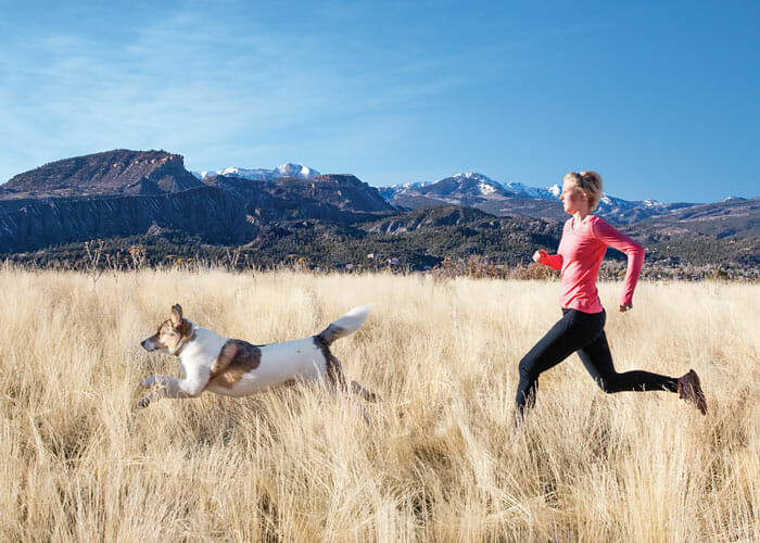 7 Ways to Get Fit with Fido!