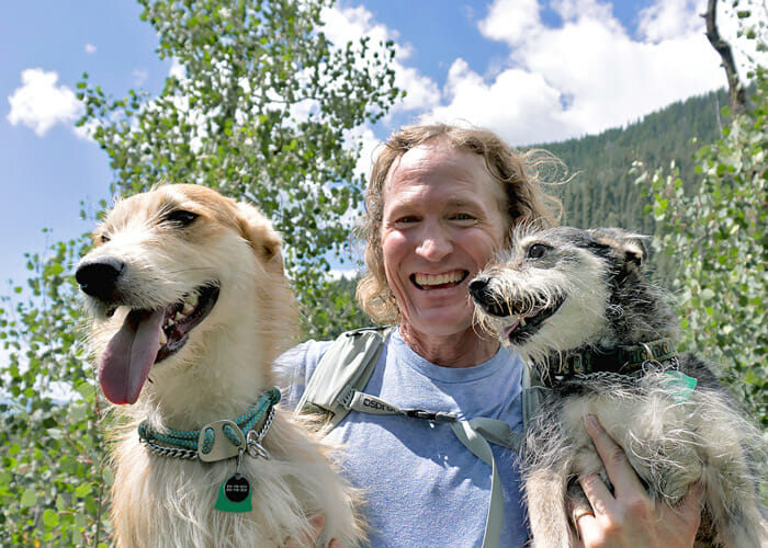 Tails from the Trail: Patrick Meiering, Zuke's Founder