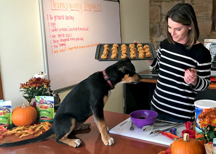 From the Zuke's Test Kitchen: Thanksgiving Delights